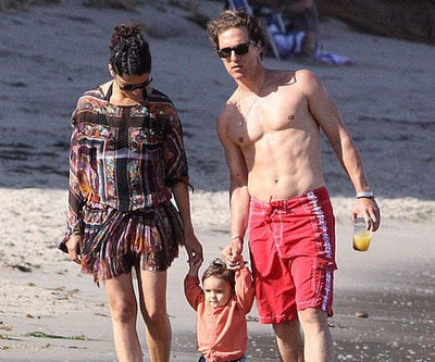 Matthew McConaughey and Camila Alves Expecting Second Baby!