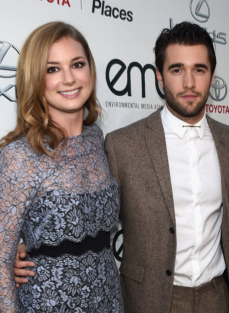 Who Has Emily VanCamp Dated?