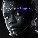 Shuri's Avengers: Endgame Poster