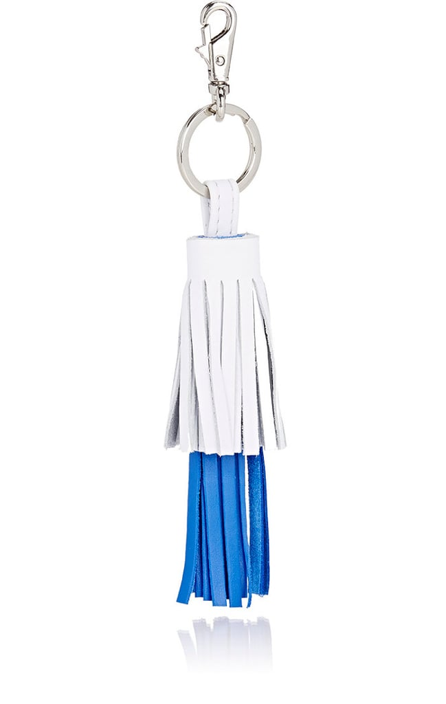 Barneys New York Tassel Key Ring