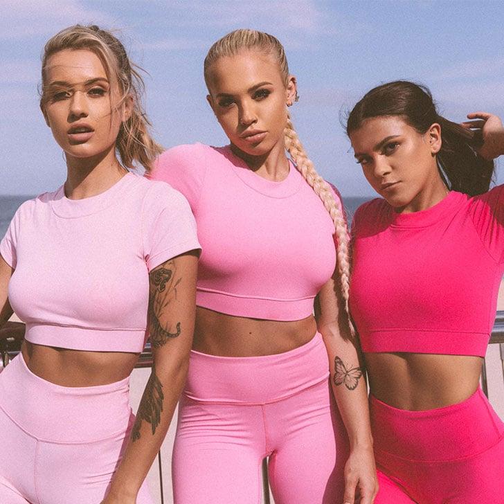 Tammy Hembrow's Saski Collection Launches Pink Range