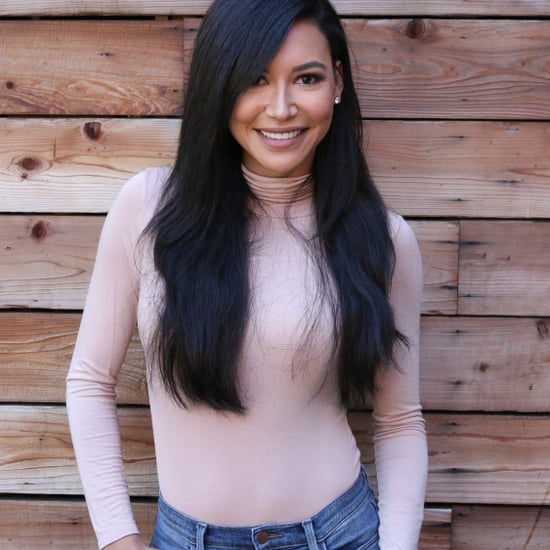Naya Rivera Post-Pregnancy Hair Loss
