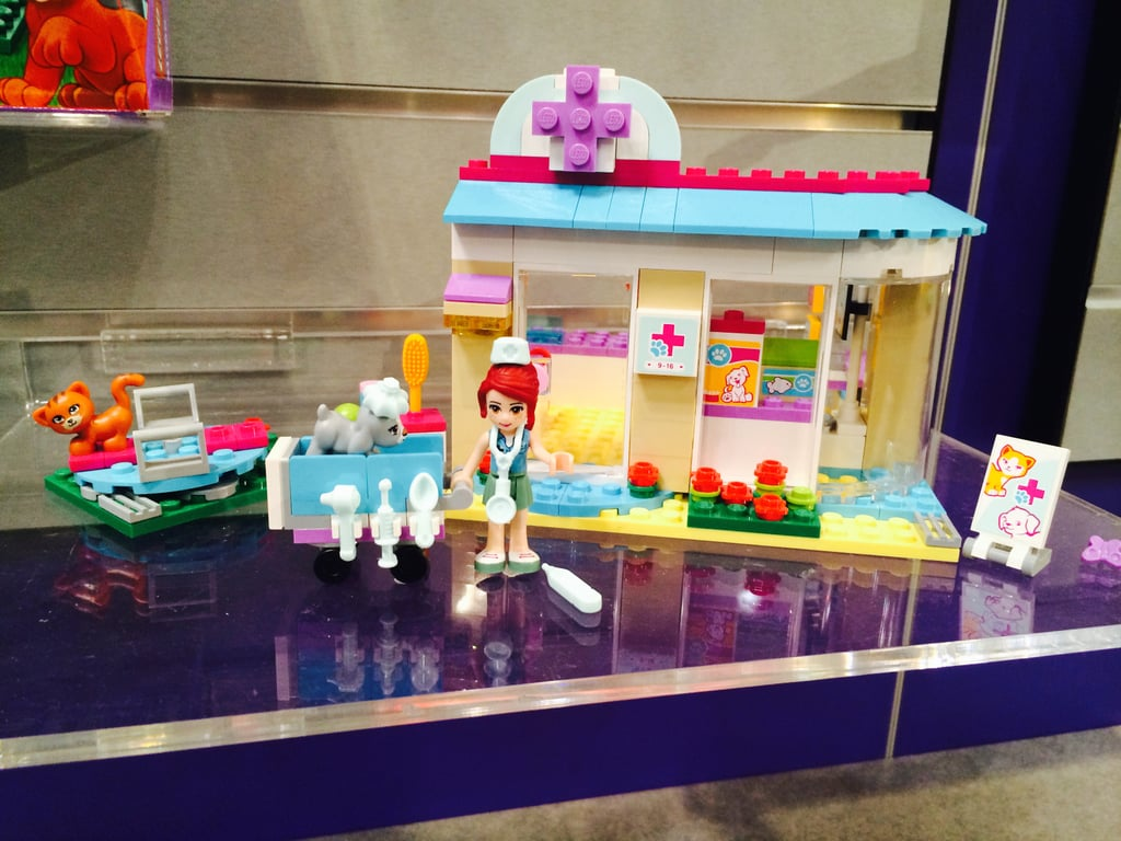 Lego Friends Vet Clinic