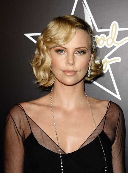 Fab Blab: Charlize Theron Talks about Modelling