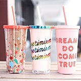 Ban.do Deluxe Sip Sip Tumbler With Straw