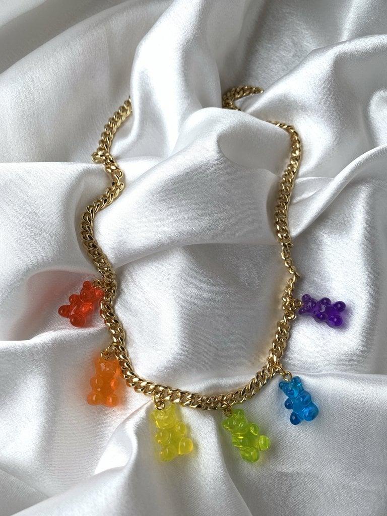 Crystal Haze Jewelry Juan Necklace