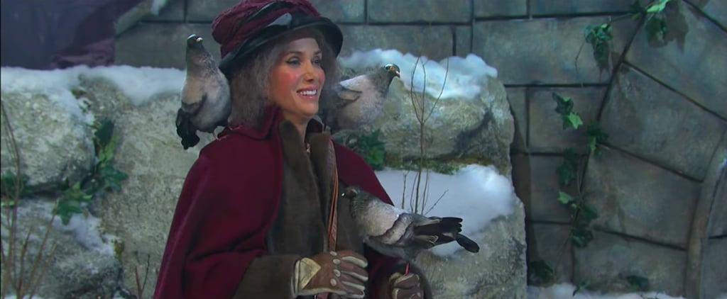Watch Kristen Wiig Spoof Home Alone 2 on SNL