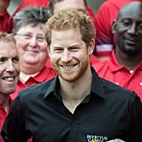 Prince Harry at Invictus Games Launch in London May 2017