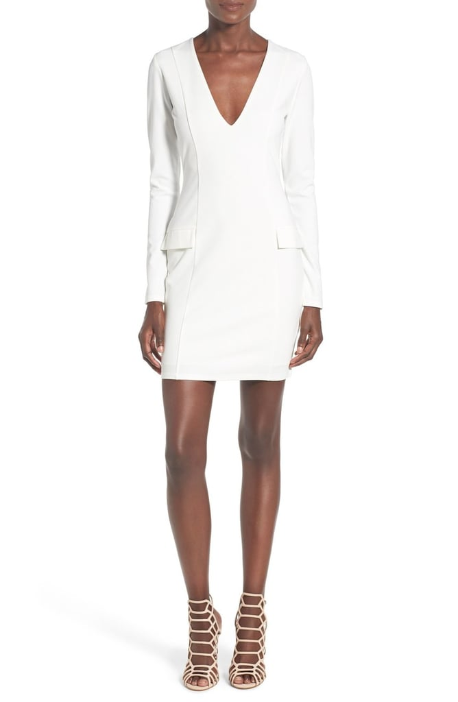 Missguided Pocket Detail Body-Con Dress ($58)