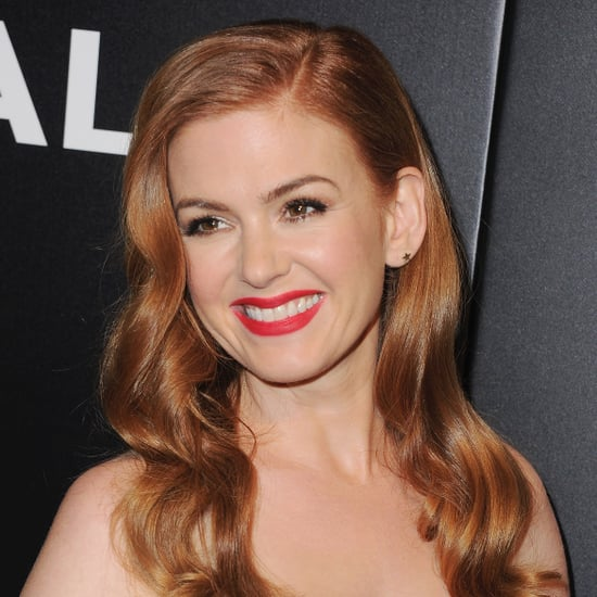 Isla Fisher Strawberry Blonde Hair