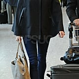 Sienna Miller Heads Home to London to Wrap Up Her Big Year