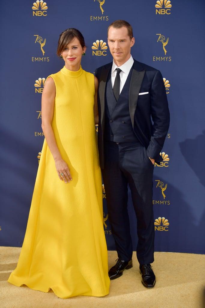 Benedict Cumberbatch and Sophie Hunter Expecting Third Child