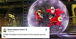 These 21 Reactions to Incredibles 2 Will Assure You It's Marvelous, Darling
