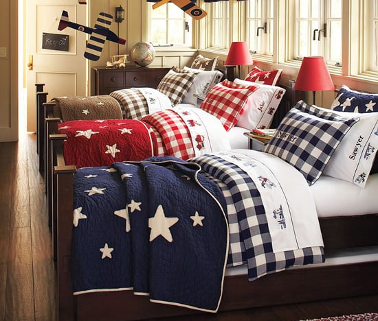 Star Quilted Bedding