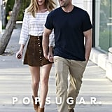Jason Statham and Rosie Huntington-Whiteley Together Photos