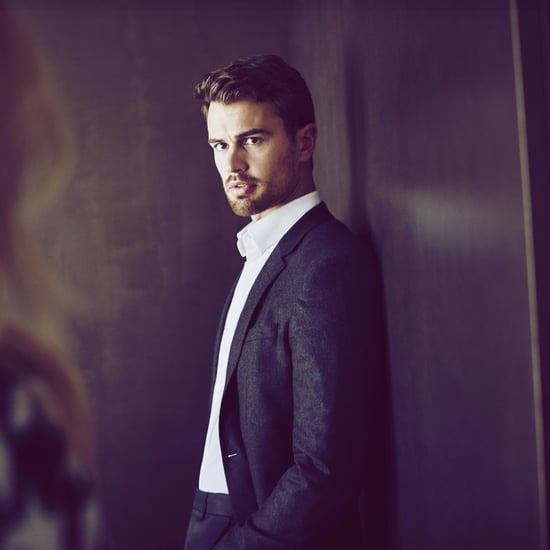 Hugo Boss The Scent For Her Launch With Theo James