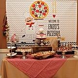 Pizza Backdrop