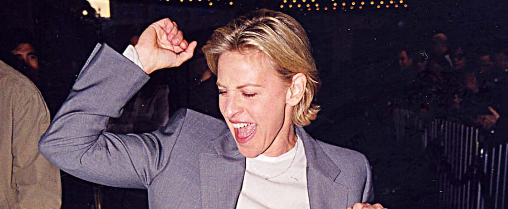 Flip Through More Than 2 Decades of Ellen DeGeneres's Time in the Spotlight