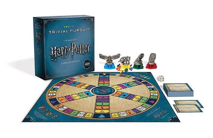 Limited Edition Harry Potter Trivial Pursuit