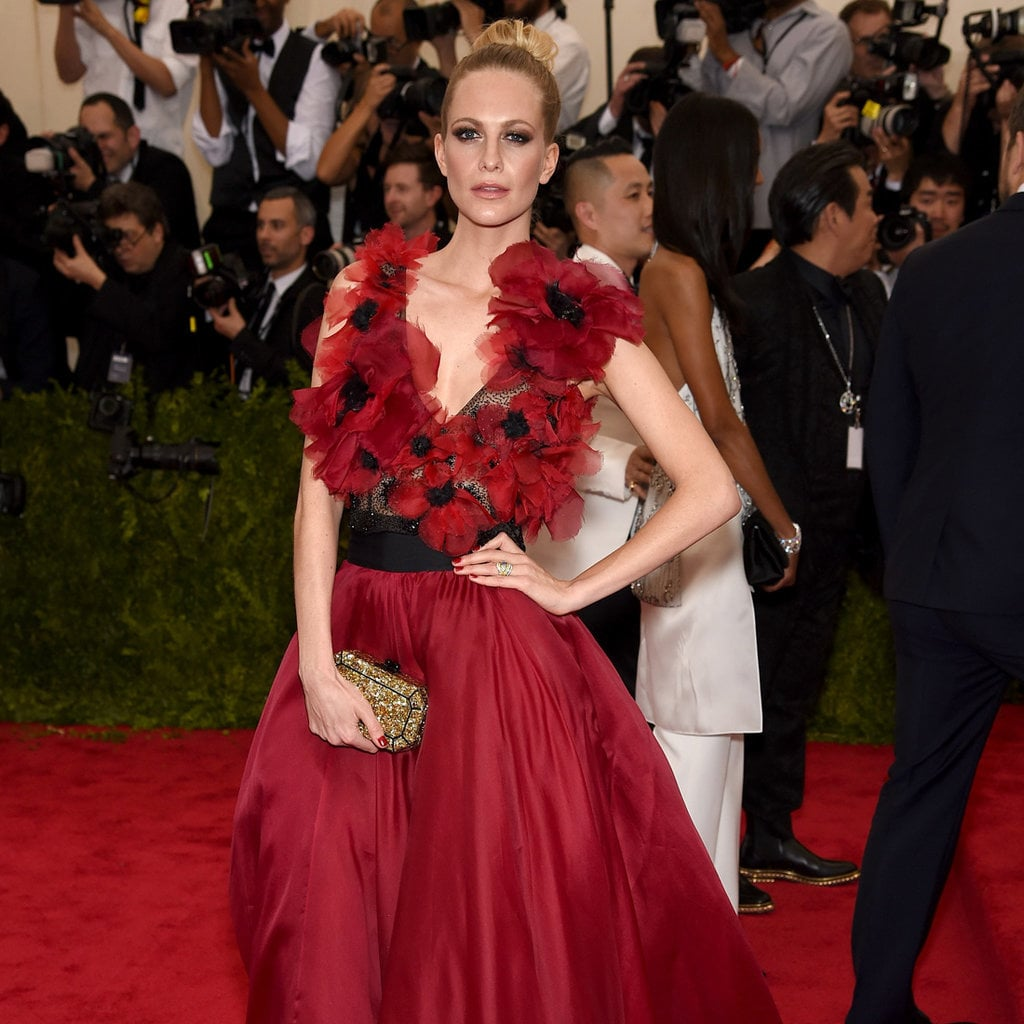 Relive All the Glamour From Last Year's Met Gala Red Carpet