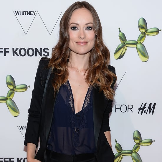 Olivia Wilde Shares a Photo of Son Otis