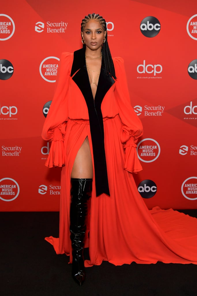 See Photos of Ciara at the 2020 American Music Awards