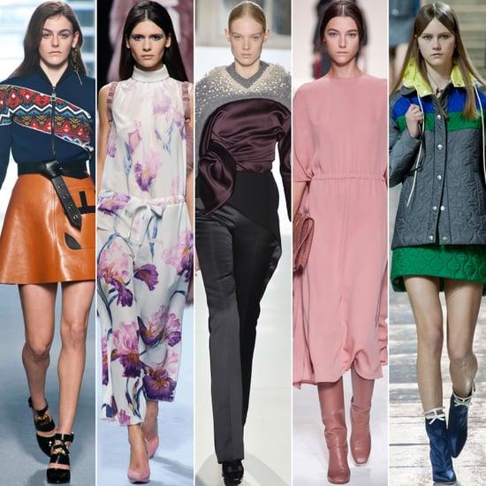 Fashion Trends Fall 2014 Paris Fashion Week