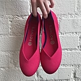 Rothy's Hot Pink Flat