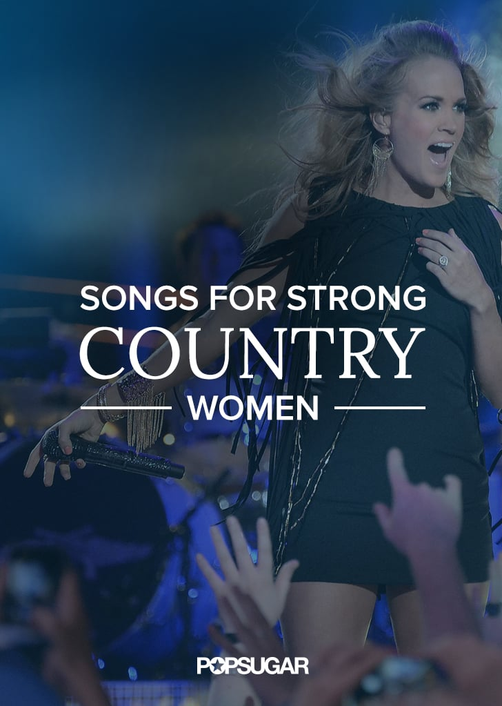 Songs about amazing women