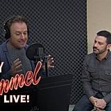 Bonus: Chris Harrison and Jimmy Kimmel's Bachelor Voice-Over Session
