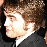 Photos of Robert Pattinson and Kristen Stewart Together Leaving the BAFTA Awards 2010