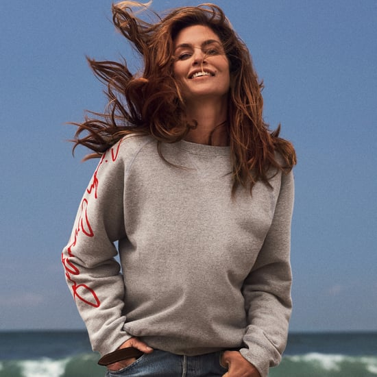 Cindy Crawford and Re/Done Collaboration