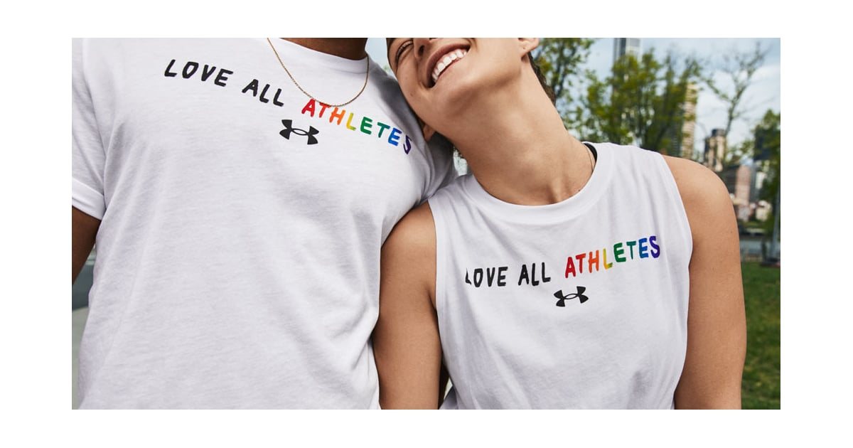 """Under Armour's 2021 Pride Collection Celebrates """"All Athletes — No Exceptions"""""""