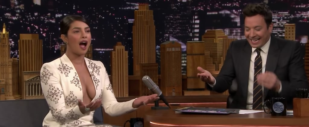 "Priyanka Chopra's Couple Nickname ""Prick"" on Jimmy Fallon"