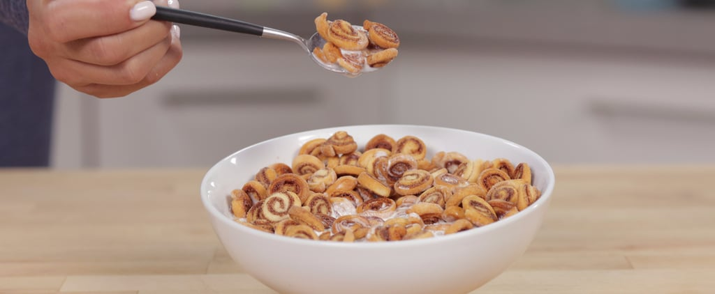 DIY Mini Cinnamon Roll Cereal to Fuel Your Nostalgia