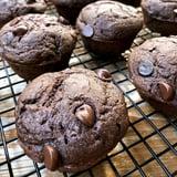 Chocolate Courgette Protein Muffin Recipe