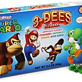 Super Mario 3Dee Gummy Candies ($2)