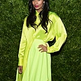 Jameela Jamil at the CFDA/Vogue Fashion Fund 2019 Awards