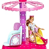 Barbie Sisters Twirl and Spin Ride Play Set