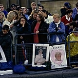 50+ Photos That Show the Outpouring of Love at Princess Diana's Public Funeral