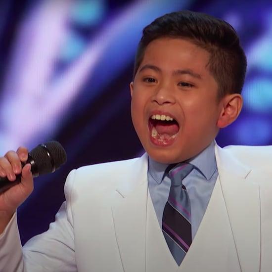 Watch Peter Rosalita's America's Got Talent Audition | Video