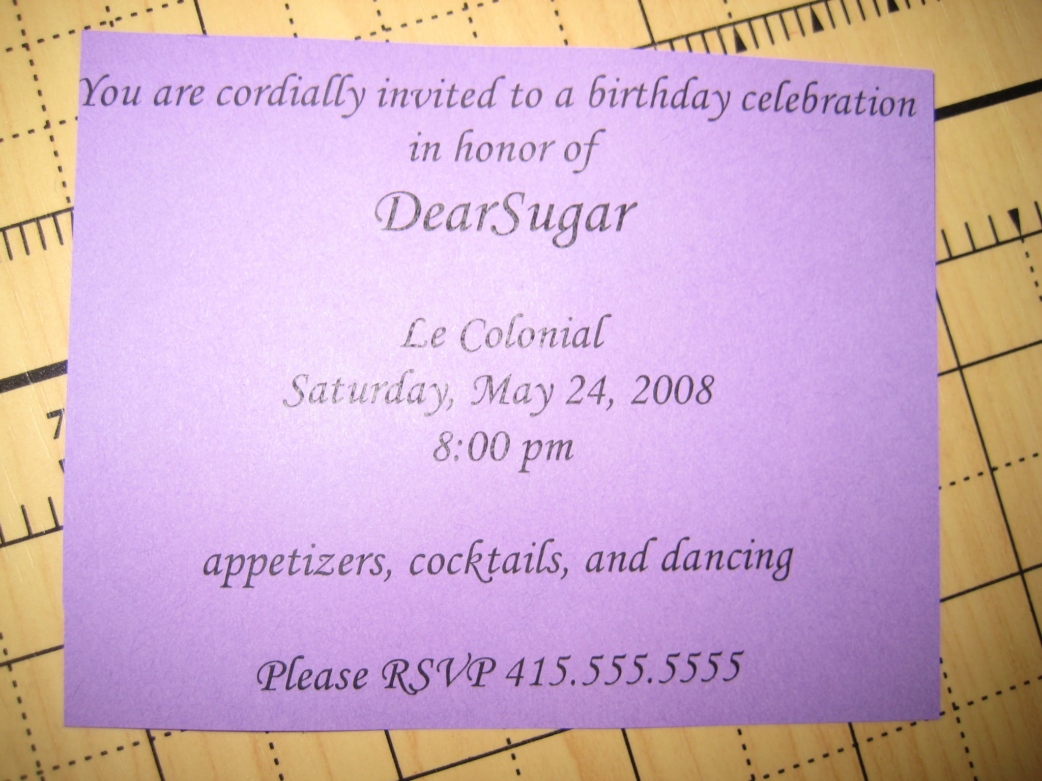 You Are Cordially Invited To My Birthday Party Image collections