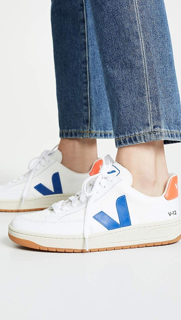 b3051ca5f368d Veja V-12 Lace-Up Sneakers   Best Sneakers on Amazon 2019   POPSUGAR ...