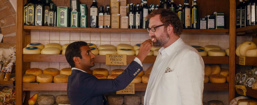 15 Times Aziz Ansari Felt the Same Way as You Do About Food
