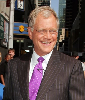 Say What? Letterman Apologizes to Palin