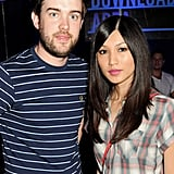 Photos of Jack Whitehall and Gemma Chan