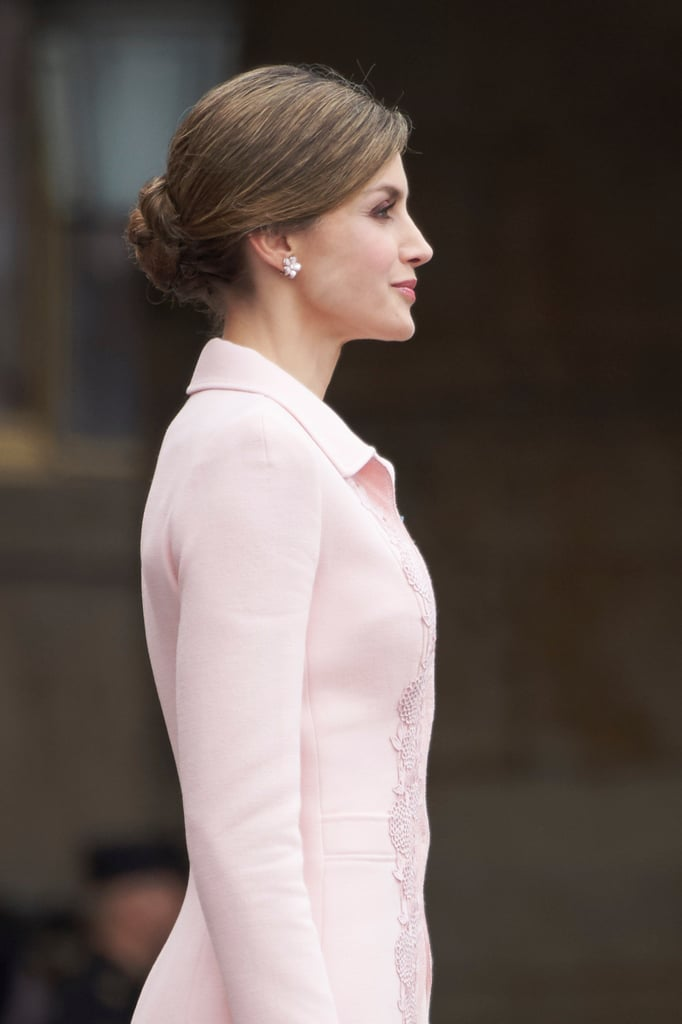 You'll Be Getting All Your Summer Updo Inspiration From This Royal
