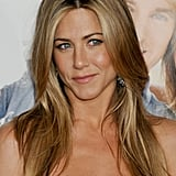"Jennifer Aniston With ""Brond Hair"""