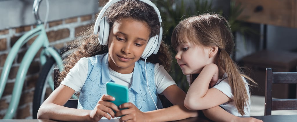 Should You Let Your Kid Play With Devices and Cell Phones