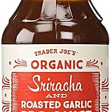 Organic Sriracha & Roasted Garlic BBQ Sauce ($3)